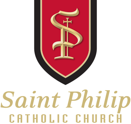 Saint Philip Catholic Church Logo